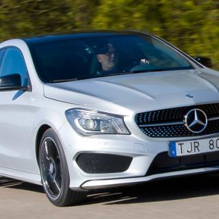 VW-koncept utmanar Mercedes CLA