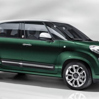 Fiat 500L: Plus och minus