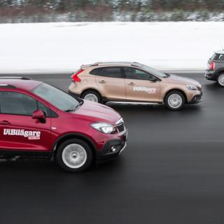 Rosttest: Volvo V40 Cross Country (2013)
