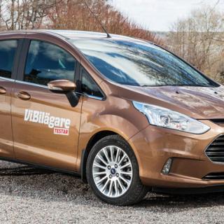 Ford B-Max – nya detaljer officiella