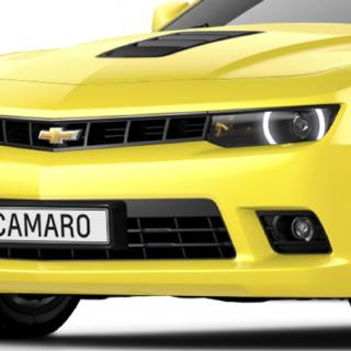 Provkörning: Chevrolet Camaro (2011)
