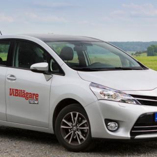 Biltest: Dacia Lodgy, Kia Carens, Toyota Verso (2013)