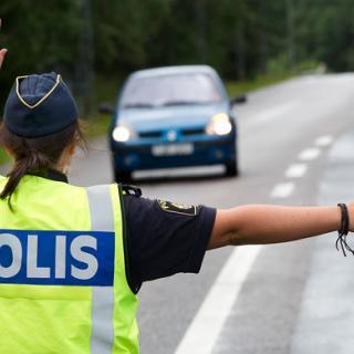 Trafikpolisen ryter ifrån: Vi går på knäna
