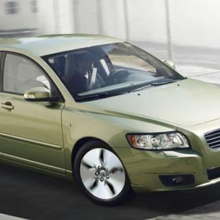 Rosttest: Volvo V50 2,4i (2004)