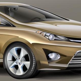 Toyota Verso får motor från BMW