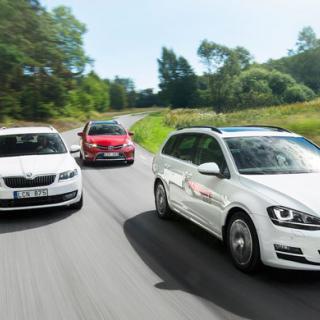 Rosttest: Volkswagen Golf Sportscombi (2013)