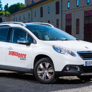 Biltest: Chevrolet Trax, Peugeot 2008, Renault Captur (2013)