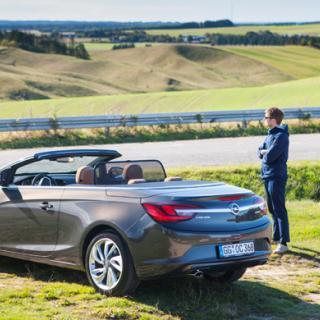 Provkörning: Opel Cascada (2013)