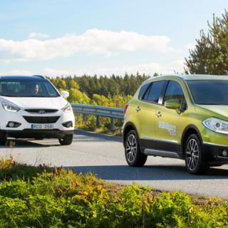 Provkörning: Hyundai ix35 4WD 2.0 CRDi-R
