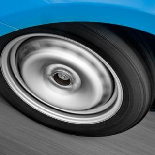 Bilfrågan: Räddad av halkan?