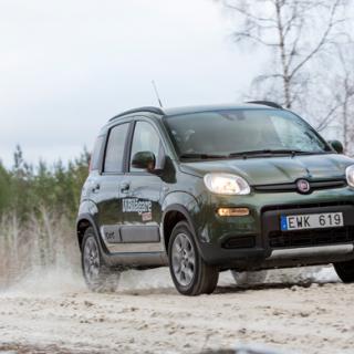 Provkörning: Fiat Panda (2012)