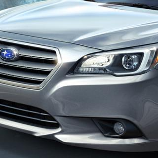 Begtest: Subaru Legacy