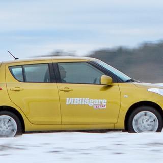 Biltest: Dacia Duster 4x4, Fiat Panda 4x4, Suzuki Swift 4x4 (2014)
