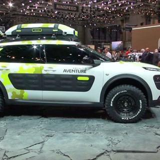 Citroën C1 kommer i ny tappning