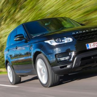 Nya Range Rover Sport – bilder och fakta