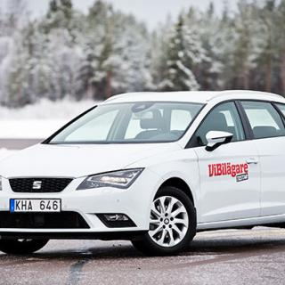 Biltest: Honda Civic Tourer, Renault Megane Sport Tourer, Seat Leon ST Kombi (2014)