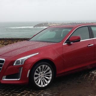 Provkörning: Cadillac CTS 3,6 V6 Aut Sport Luxury