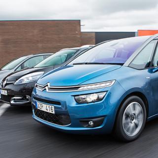 Renault Scenic - stor rymd, litet pris