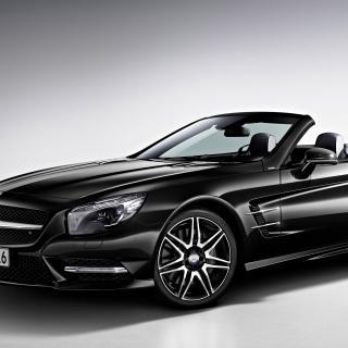 Nya Mercedes SL – bilder och fakta