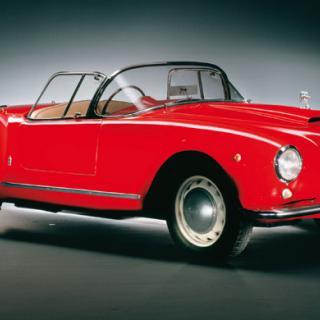 Lancia Aurelia Spider
