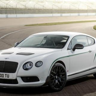 Bentley Continental GT3-R är en betydligt mer tävlingsinriktad version av GT V8 S.