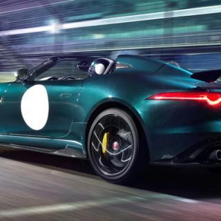 Jaguar F-Type SVR: En katt med klös i