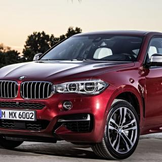BMW presenterar generation två av SUV-coupén X6.
