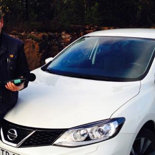 Nissan Pulsar är en bil som ljudmätaren gillar, konstaterar en imponerad bloggförfattare.