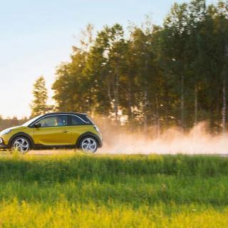Opel bygger färre Adam