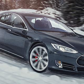 Här är nya Tesla Model S