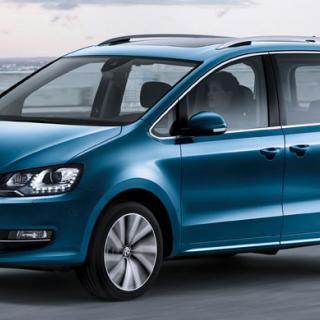 Volkswagen Sharan - när familjen växer