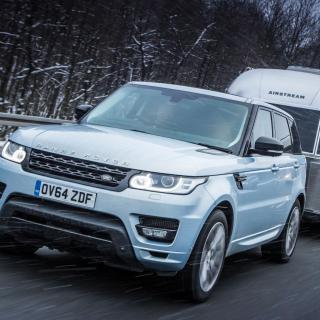 Range Rover Sport – film från provkörningen
