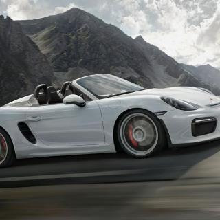Provkörning: Porsche Boxster S
