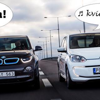 I framtiden kanske varje elbil får sitt eget ljud.