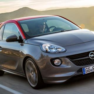 Opel Adam får Easytronic-låda.