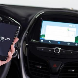 GM satsar på uppkopplad infotainment (Andriod Auto).