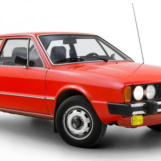 En VW Golf men ändå inte. Charaden är skickligt utförd...