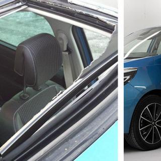 Bilfrågan: Är glastak krocksäkert?
