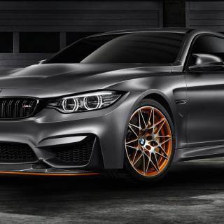 BMW M4 GTS Concept – racer för gatan.
