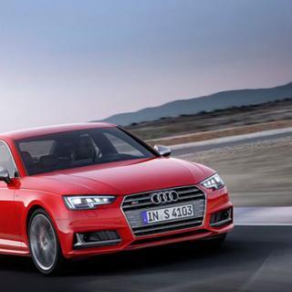 Nya Audi S4 har förändrats under huven.