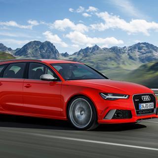 Audi RS 6 Avant får Performance-utförandet…