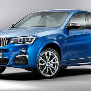 Provkörning: BMW X4 (2018)
