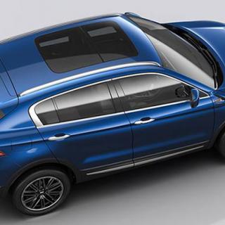 Officiell: Qoros City SUV 2014