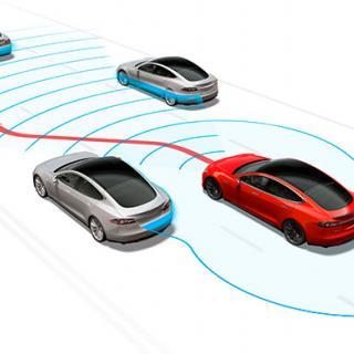 Tesla återkallar alla Model S