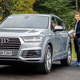 Audis bastanta suv Q7 har blivit laddhybrid – och priset är i det digraste laget.