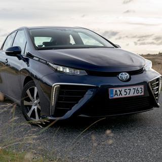 Hyundai storsatsar på bränsleceller