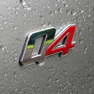 Nu äger Audi rättigheterna till Q4.