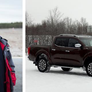 Christian Ellmark har provkört nya Nissan Navara.