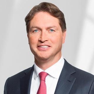 Svensken Ola Källenius är Mercedes nye chef