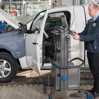 Volkswagen försäkrar att motorn inte kommer att bli sämre efter korrigeringen.